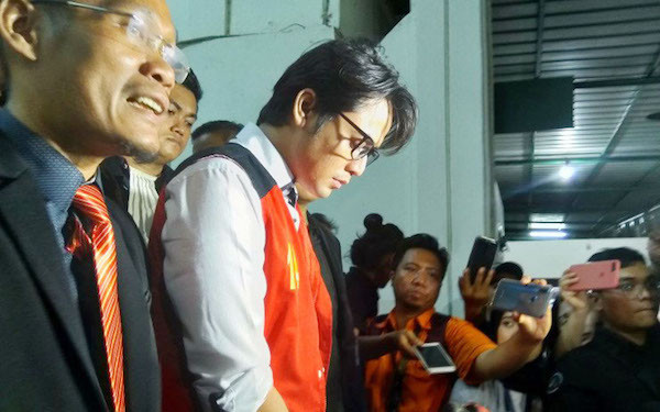 Dituntut 10 Bulan Penjara, Kriss Hatta Beri Komentar Begini - JPNN.com