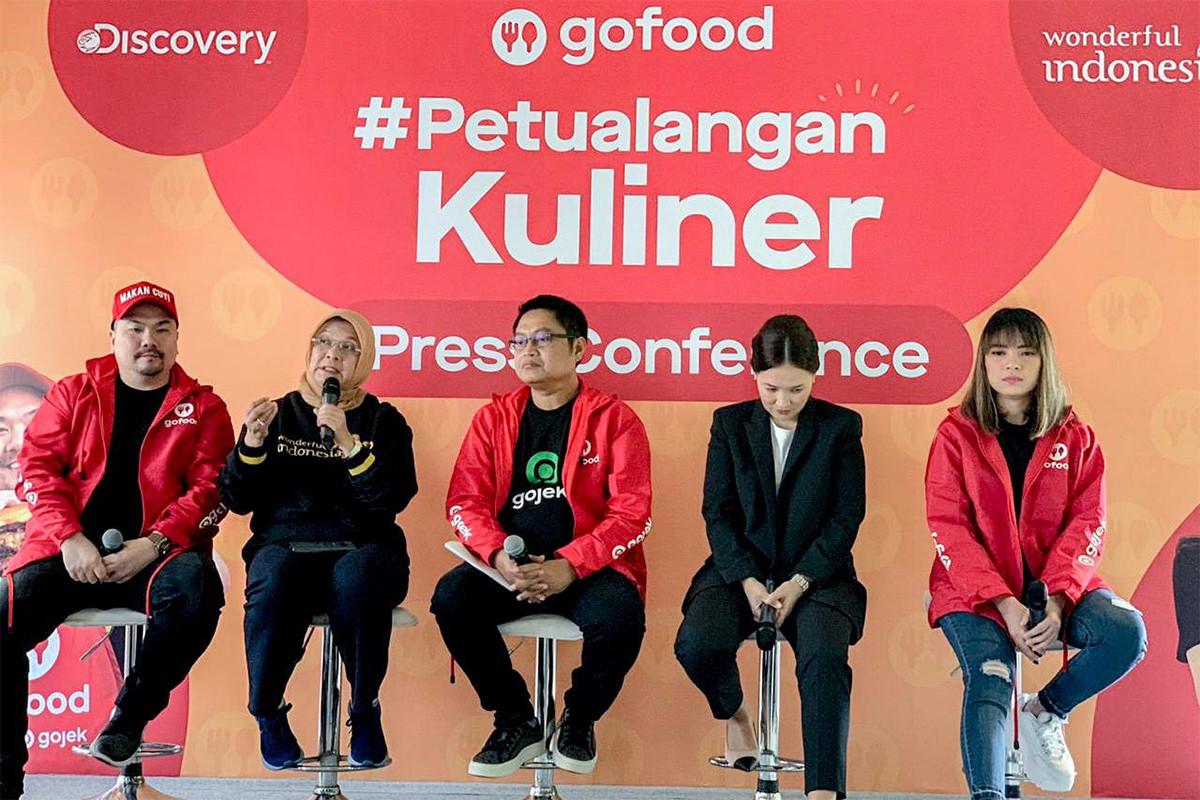 Kemenparekraf Dukung Program Petualangan Kuliner Milik GoFood - JPNN.com