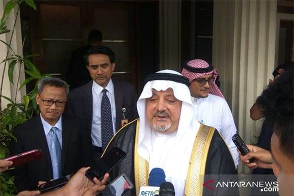 Simak Pernyataan Dubes Arab Saudi soal Habib Rizieq - JPNN.com