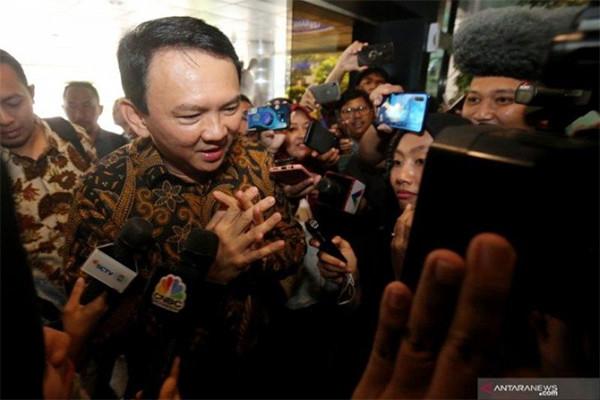 Ahok Ikut Rapat Perdana di Istana - JPNN.com