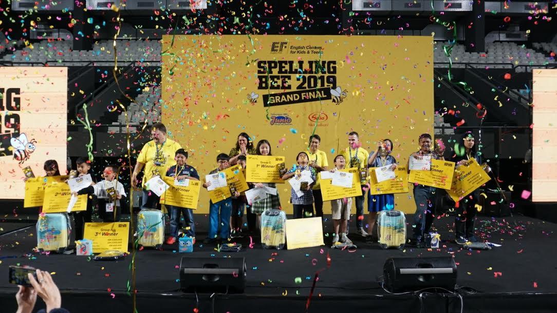 Antusiasme Peserta EF Spelling Bee 2019 Makin Bertambah - JPNN.com