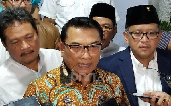 Moeldoko Panggil Ahok, Bahas Soto hingga Harga Gas Mahal - JPNN.com