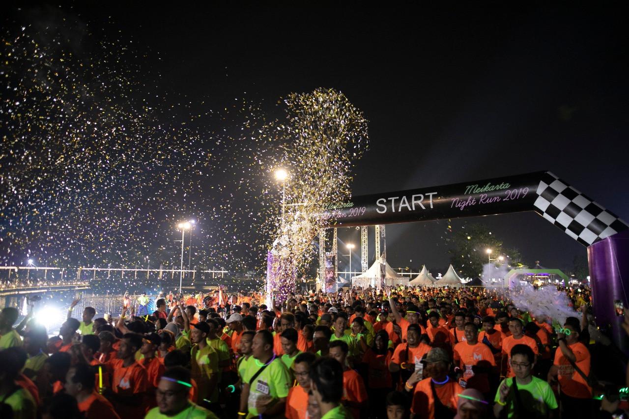 Meikarta Night Run 2019 Bukti Nyata Wujudkan Gaya Hidup Sehat - JPNN.com