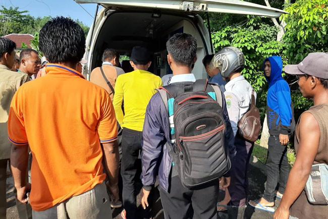 Nasarudin Tewas Dilindas Dump Truck, Kondisi Kepala Mengenaskan - JPNN.com