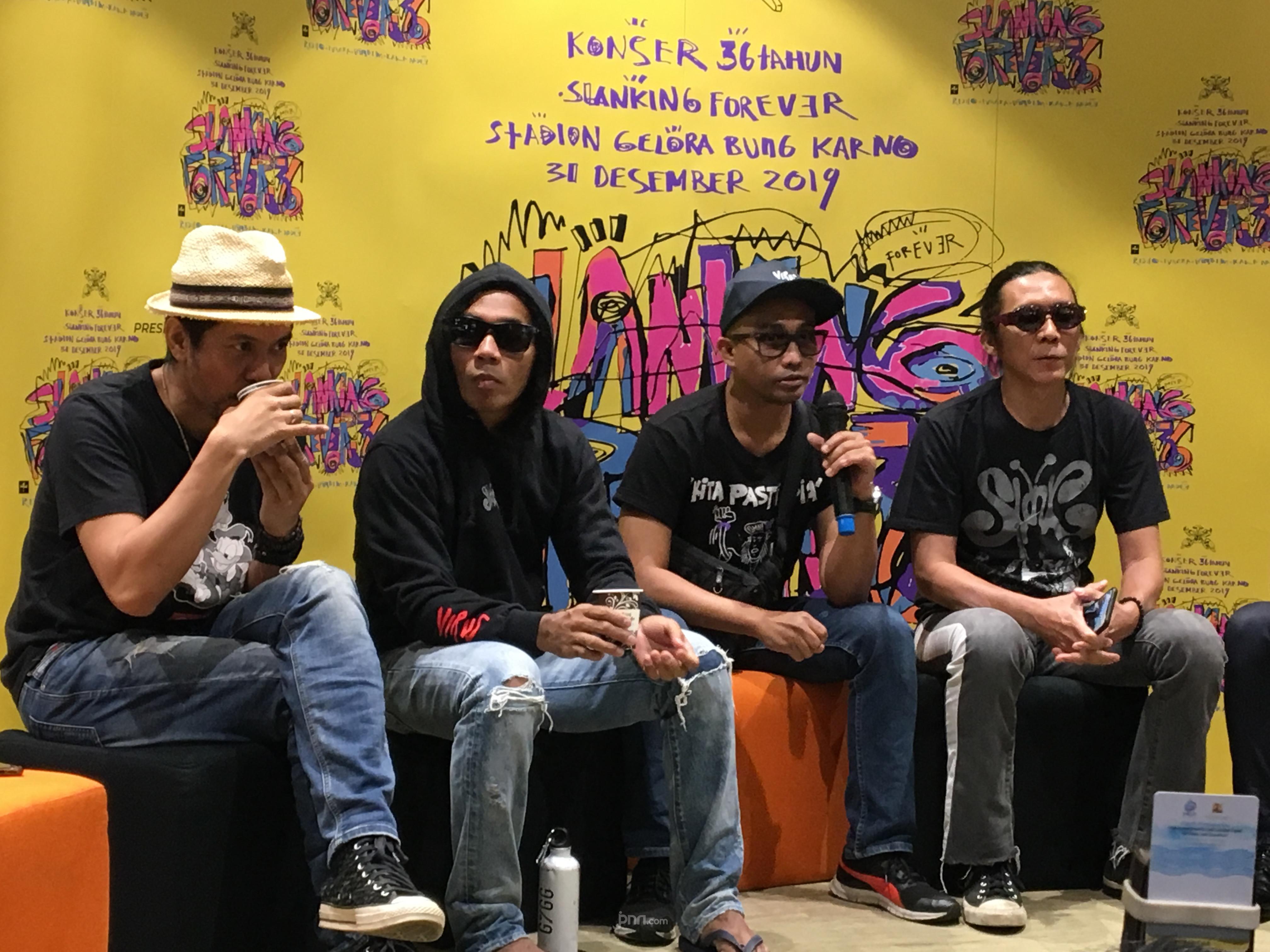 Slank Sedih Banget Konser di GBK Dibatalkan - JPNN.com