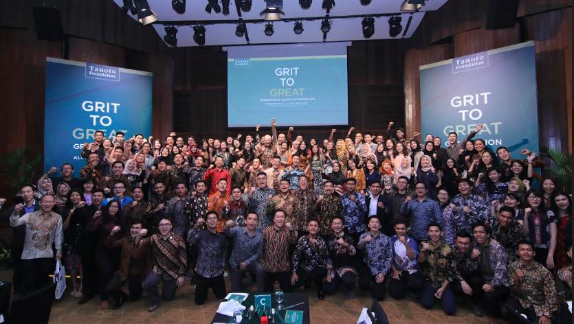 120 Lulusan Terbaik Tanoto Scholars Siap Masuk Dunia Kerja Profesional