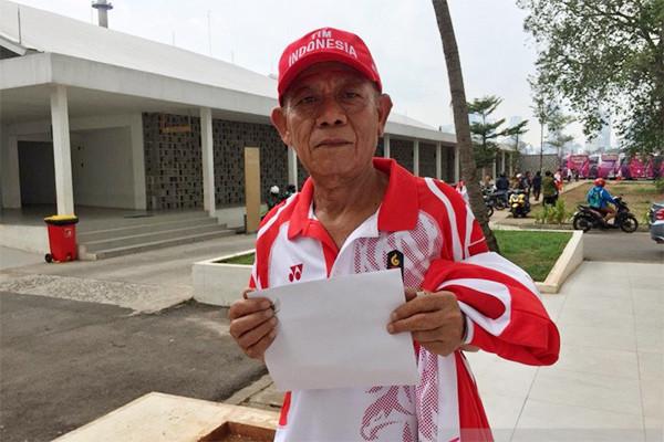 SEA Games 2019: Lebih Dekat dengan Tukang Pijat Tertua Kontingen Indonesia - JPNN.com