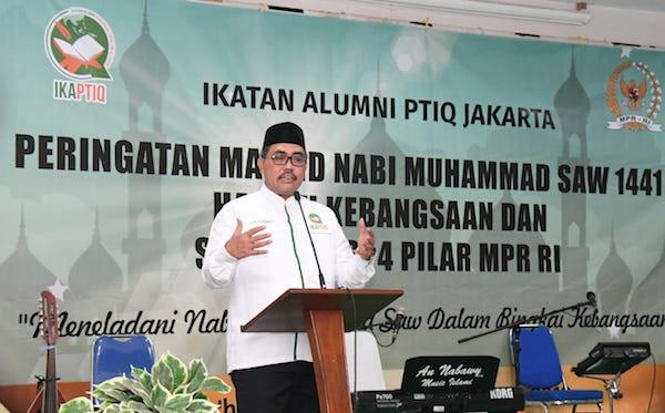 Wakil Ketua MPR Jazilul Fawaid Minta PTIQ Kaji Empat Pilar dari Perspektif Alquran