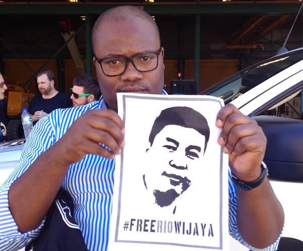 Hentikan Kriminalisasi Terhadap Aktivis Buruh