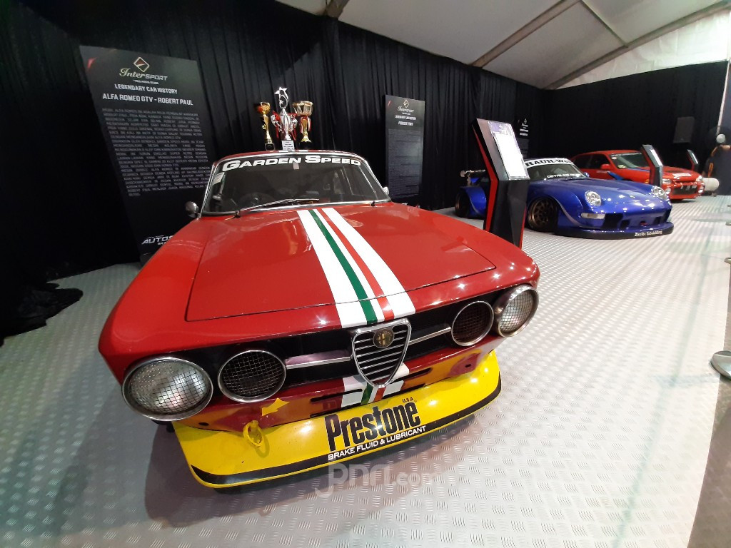 Mobil-Mobil Legendaris Ikut Mejeng di Intersport Auto Show 2019 - JPNN.com