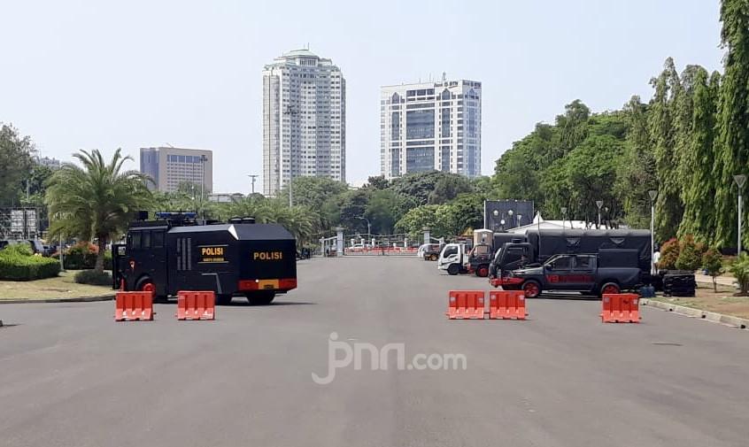 Polisi Siapkan Mobil Water Cannon Hingga Raisa Amankan Reuni 212 - JPNN.com