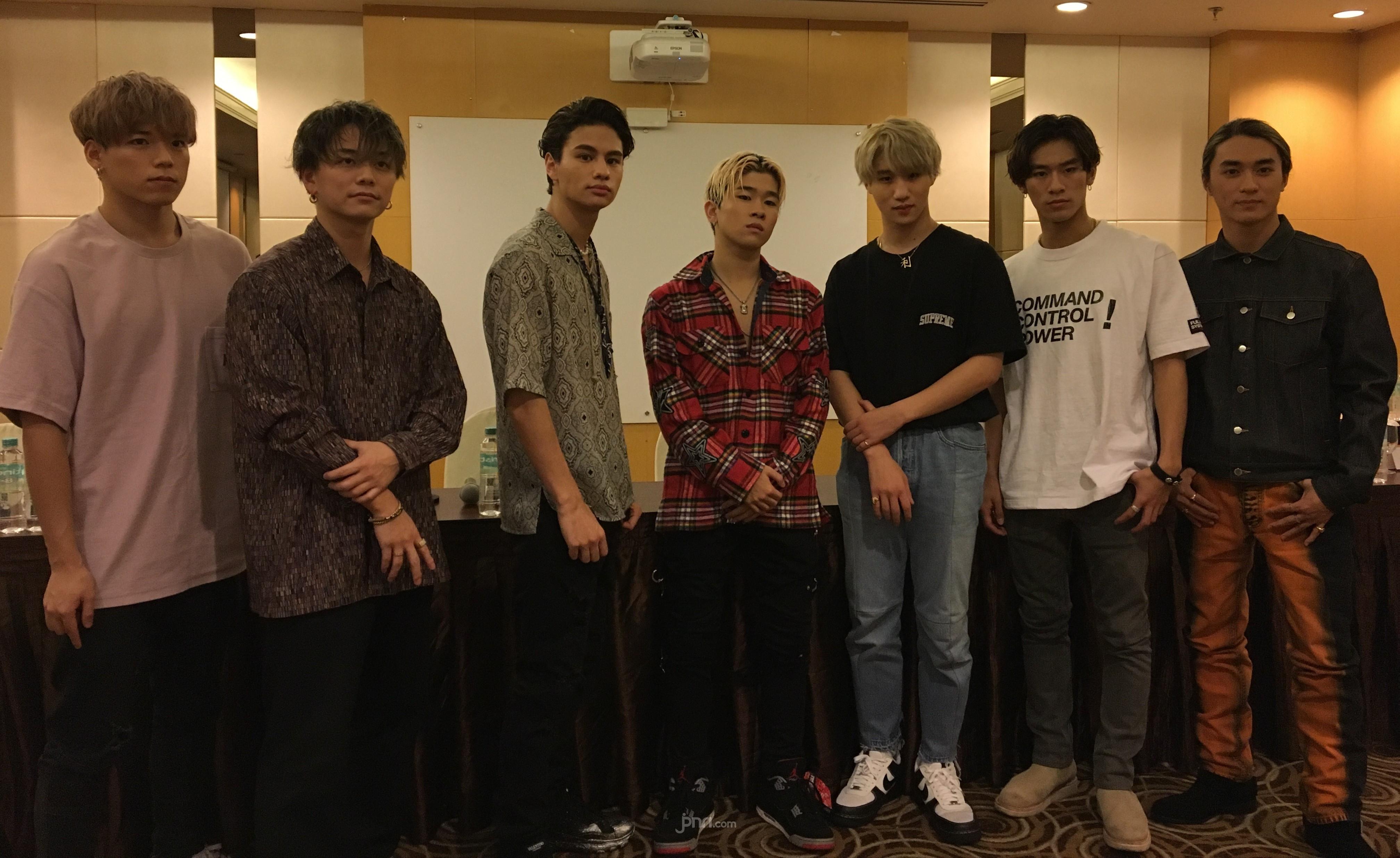 Konser di Indonesia, Ballistik Boyz Sempatkan Wisata Kuliner - JPNN.com