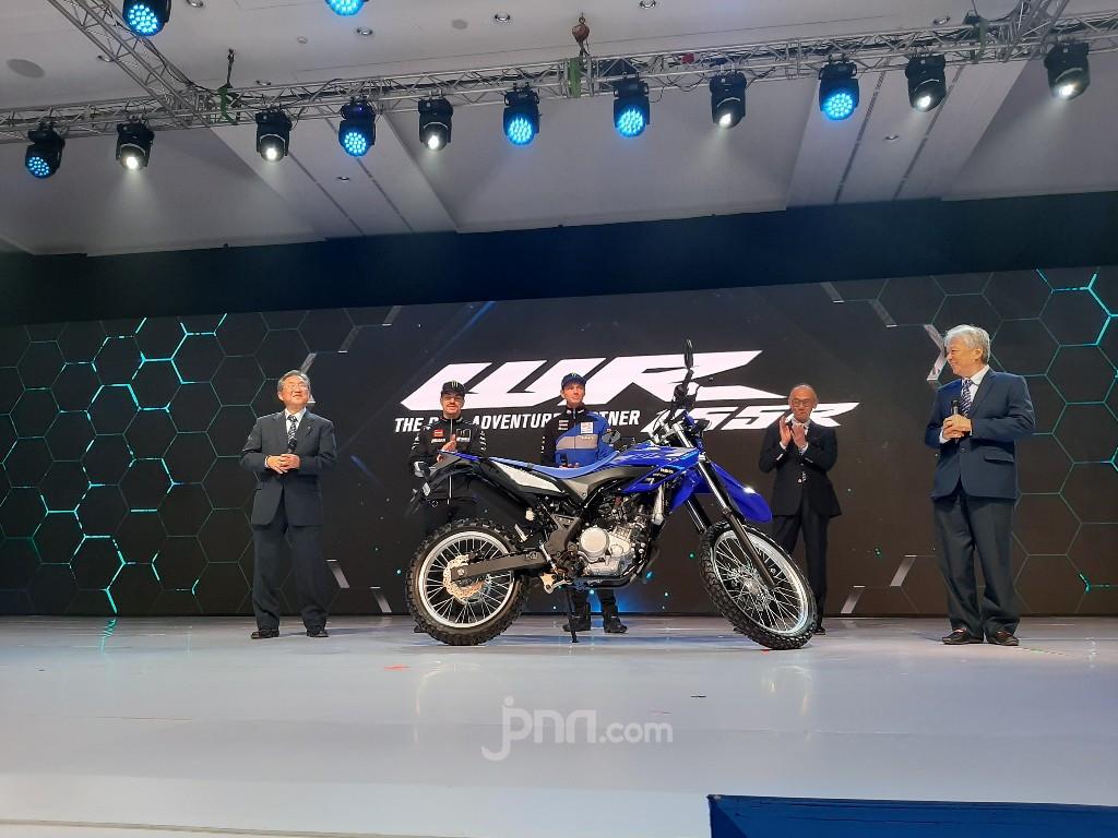 Yamaha W 155R Siap Ambil Potongan Kue Honda CRF 150L dan Kawasaki KLX150 - JPNN.com