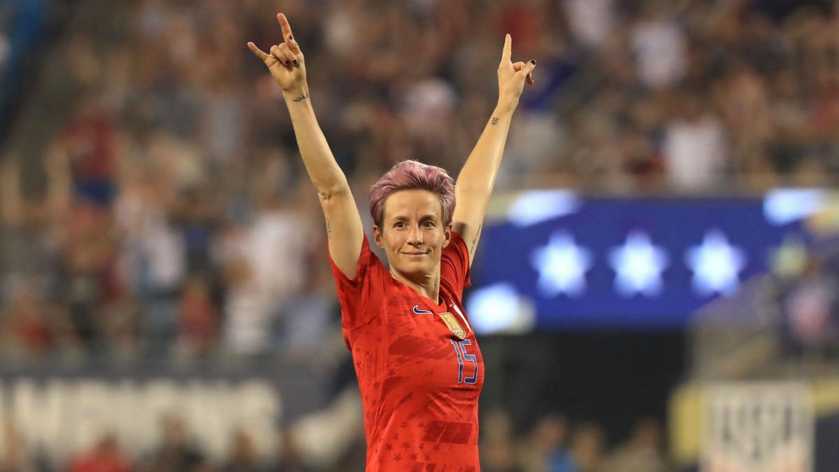 Bukan Cuma Messi Dapat Ballon d'Or 2019, Megan Juga Kok - JPNN.com