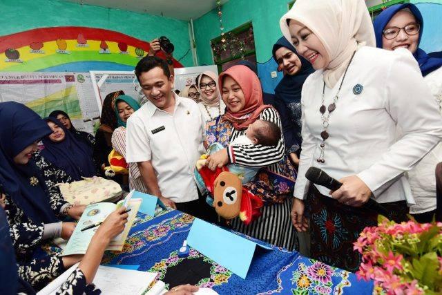 Atalia Ridwan Kamil: Cegah Stunting dengan Pola Asuh, Pola Makan dan Sanitasi yang Baik - JPNN.com