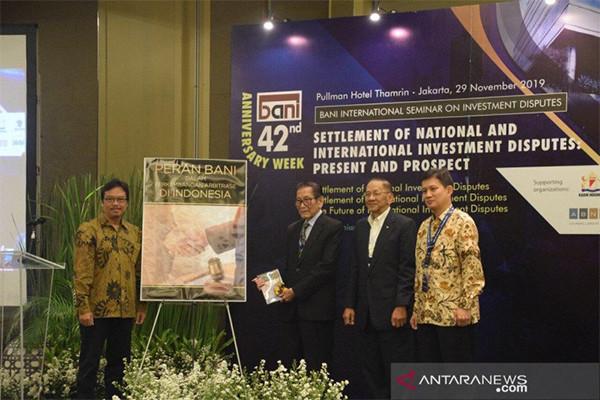 BANI Luncurkan Buku tentang Arbitrase di Indonesia, Tidak Dijual Bebas - JPNN.com