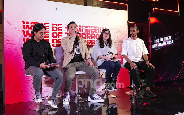 Kunto Aji dan 13 Kreator Seni Jadi Andalan 'Wave of Tomorrow 2019' - JPNN.com