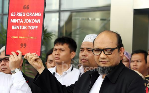 Penyidik Polda Harus Bisa Ungkap Motif Utama Penyerangan Terhadap Novel Baswedan - JPNN.com
