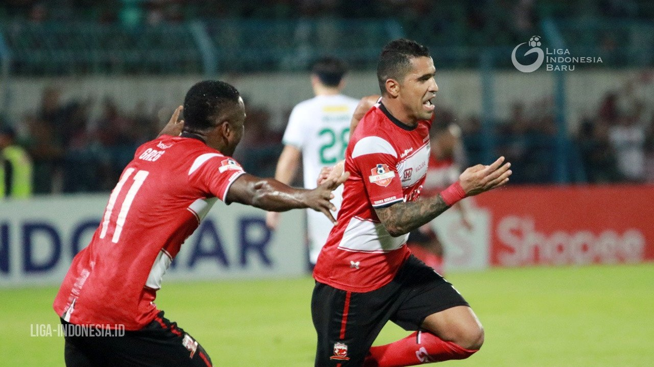 Bali United vs Madura United: Ingin Happy Ending