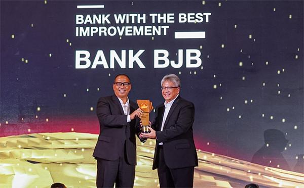 Bank BJB Raih Penghargaan CNBC Indonesia Award 2019
