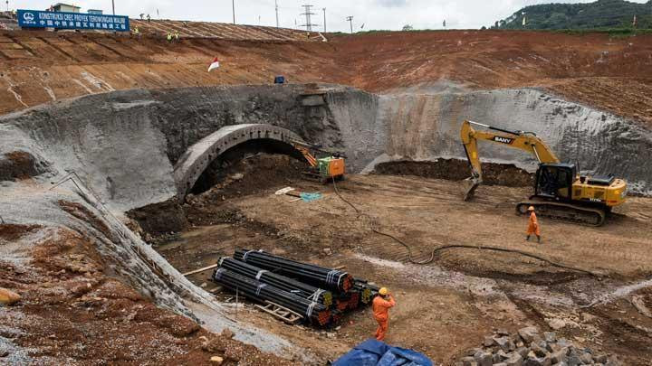 Ssst... Ada Puluhan TKA di Proyek Kereta Cepat Jakarta-Bandung - JPNN.com