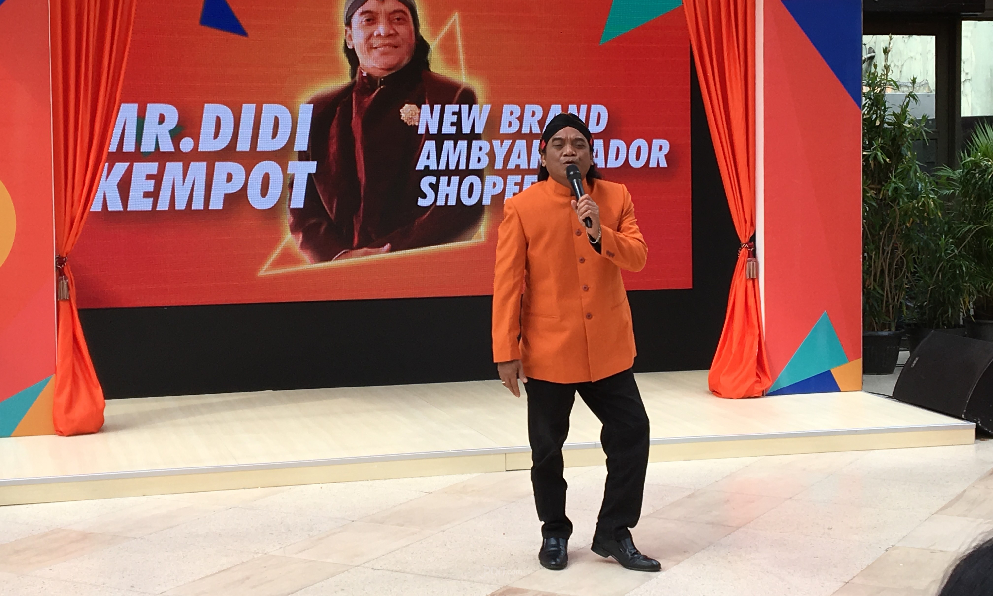 Didi Kempot Bangga Luar Biasa Namanya Disebut Jokowi - JPNN.com