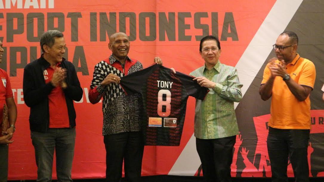 Freeport Indonesia Kembali Dukung Persipura Berlaga