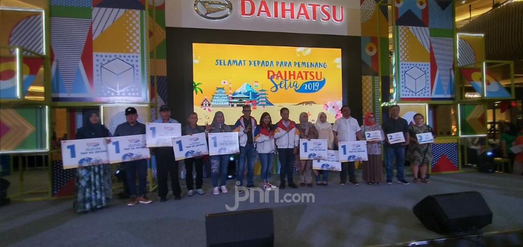 Daihatsu Ajak Konsumen Setia ke Jepang - JPNN.com