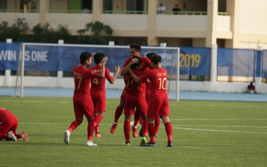 Siaran Langsung Timnas Indonesia vs Myanmar: Garuda Muda Percaya Diri - JPNN.com