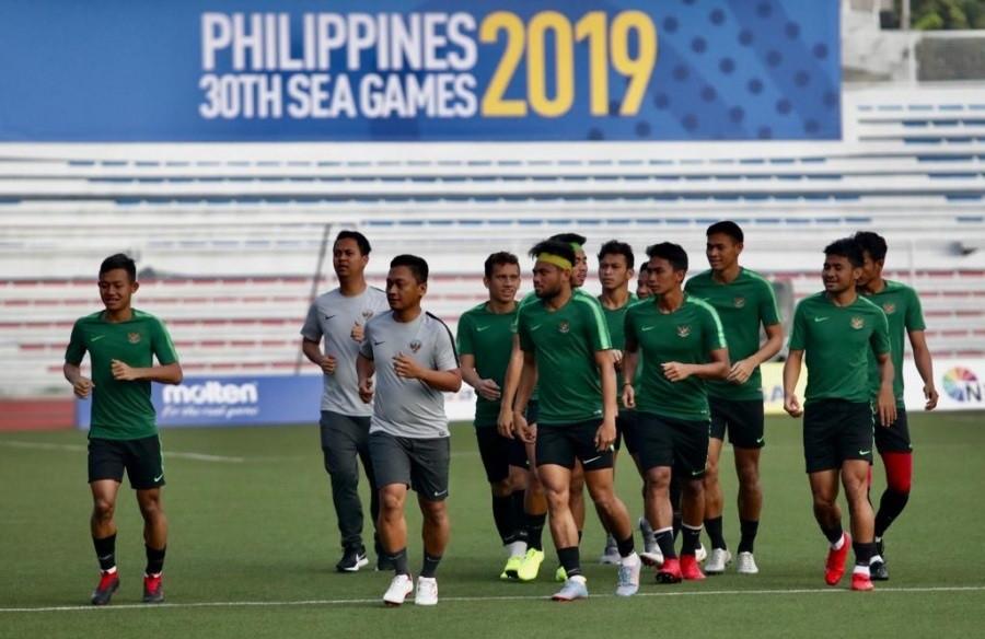 Timnas Indonesia vs Myanmar: Pernyataan Sertu TNI Andy Bikin Haru, Jiwa Korsa! - JPNN.com