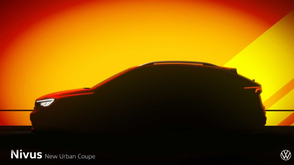 Menerka Calon Crossover Anyar Volkswagen Nivus