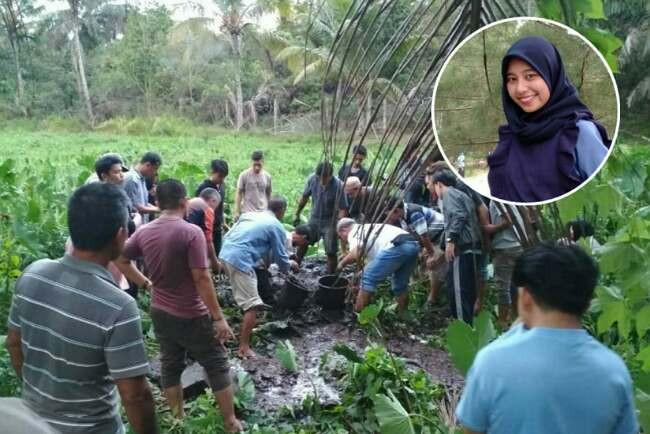 Sosok Wina Mardiani Mahasiswi yang Tewas Terkubur Kaki Terikat di Mata Sinta Alena - JPNN.com