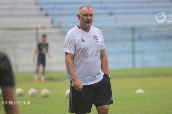 Janji Besar Pelatih Anyar PS Tira Persikabo