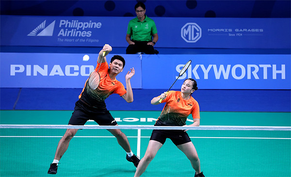Badminton SEA Games 2019: PraMel Raih Emas Usai Mengganyang Ganda Malaysia - JPNN.com