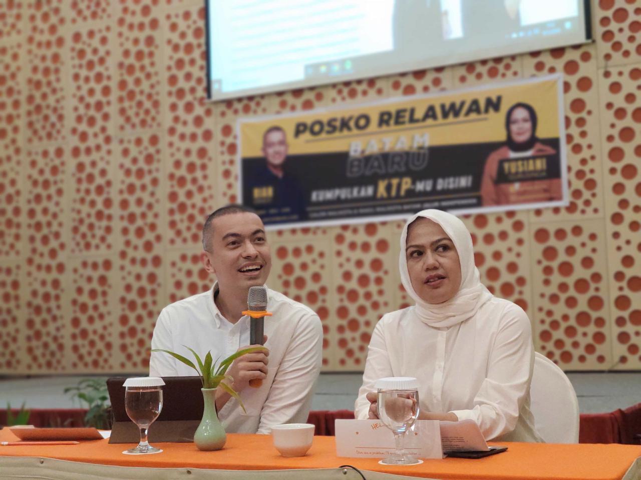 Siap Mencetak Sejarah, Politikus PSI Rian Ernest Maju Pilkada Batam 2020 - JPNN.com