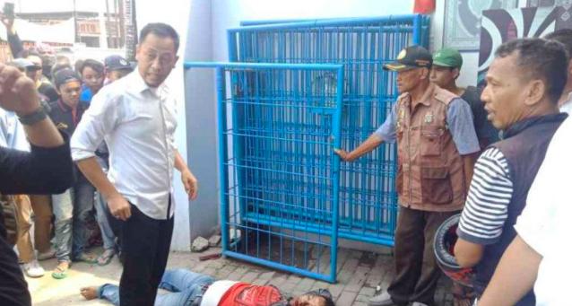 Apes, Pencuri Motor Tewas Dikeroyok Korban dan Massa - JPNN.com