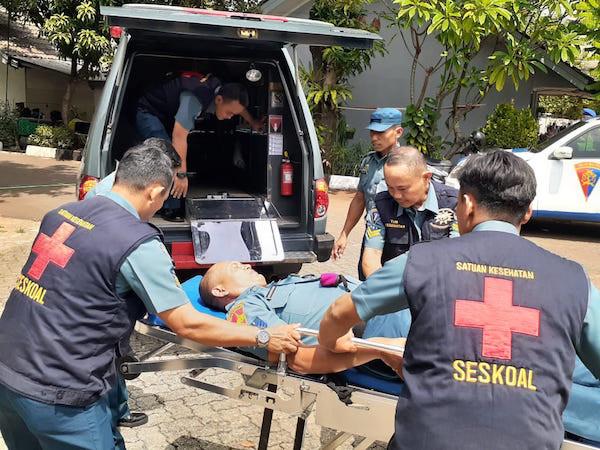 Seskoal Laksanakan Bulan Trisila TNI AL