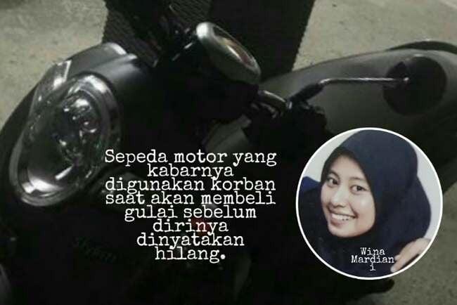 Sepeda Motor Mahasiswi Unib Korban Pembunuhan Ditemukan, Tersangka Masih Berkeliaran - JPNN.com