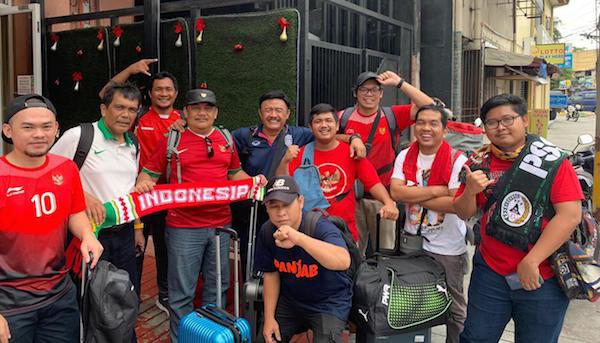 Final SEA Games 2019: Dukungan Suporter Indonesia Bakal Besar
