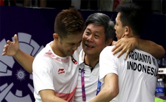 Kata Naga Api soal Nomor Ganda Putra BWF World Tour Finals 2019