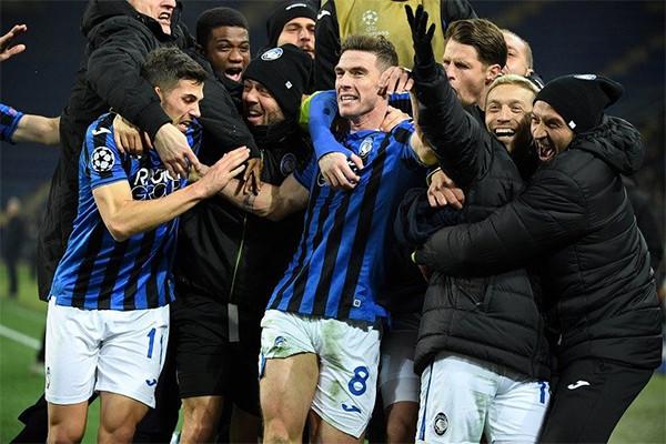 Temani Manchester City, Atalanta Ukir Sejarah