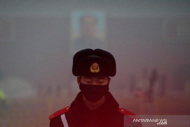 Pasukan Paramiliter Tiongkok Gelar Latihan di Wilayah Muslim Uighur - JPNN.com