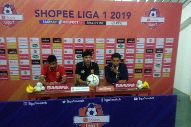 Kalah Lawan Bhayangkara FC, Perseru Badak Lampung Terancam Turun Kasta