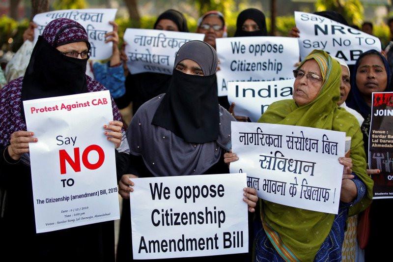 PBB Kecam Undang-Undang Anti-Islam India - JPNN.com