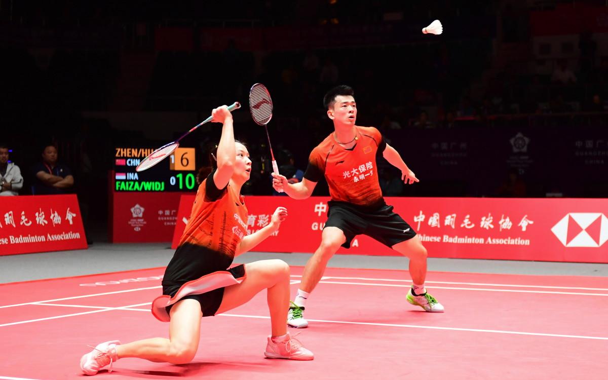 Indonesia Masters 2020: Pasangan Nomor 1 Dunia Keluhkan Angin Istora - JPNN.com