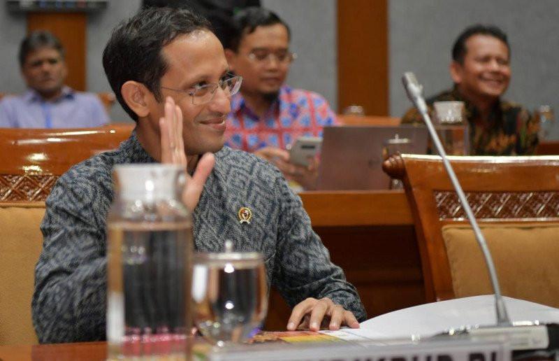 Alasan Nadiem Makarim Tambah Kuota Jalur Prestasi di PPDB Sistem Zonasi - JPNN.com