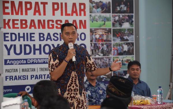 Ibas: Pancasila Berperan Sebagai Pilar Kehidupan Bangsa Indonesia - JPNN.com