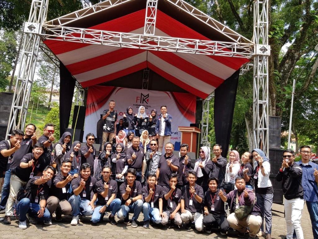 Forum Milenial Kuningan Gelar Lomba & Story Telling Perjuangan Sejarah Linggarjati - JPNN.com