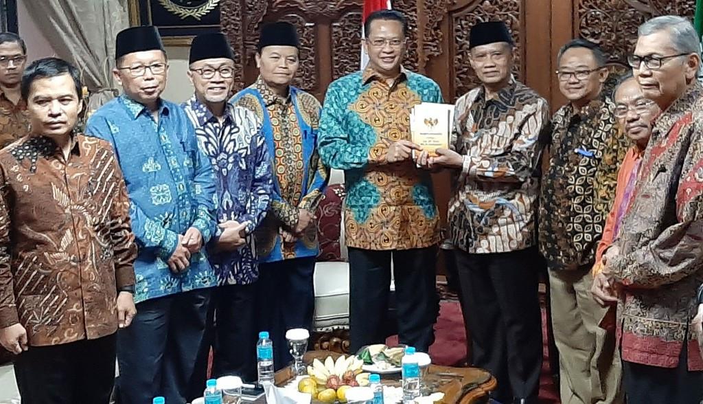 Muhammadiyah Dorong Hidupkan Kembali GBHN - JPNN.com