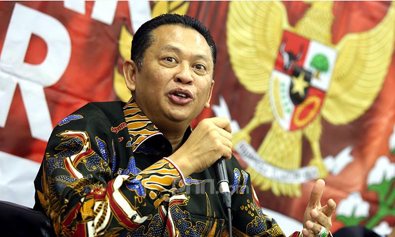 Pujian & Saran dari Bamsoet buat Pemerintahan Jokowi di Tahun Depan